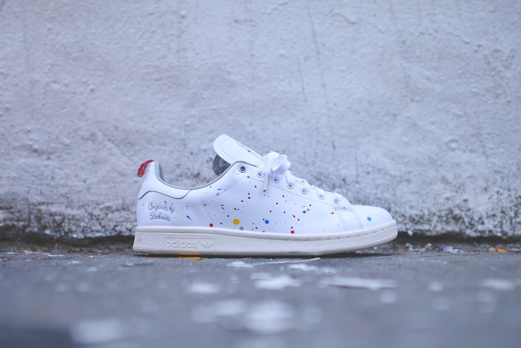 new style 3f99c 40f56 Bedwin x adidas Originals Stan Smith