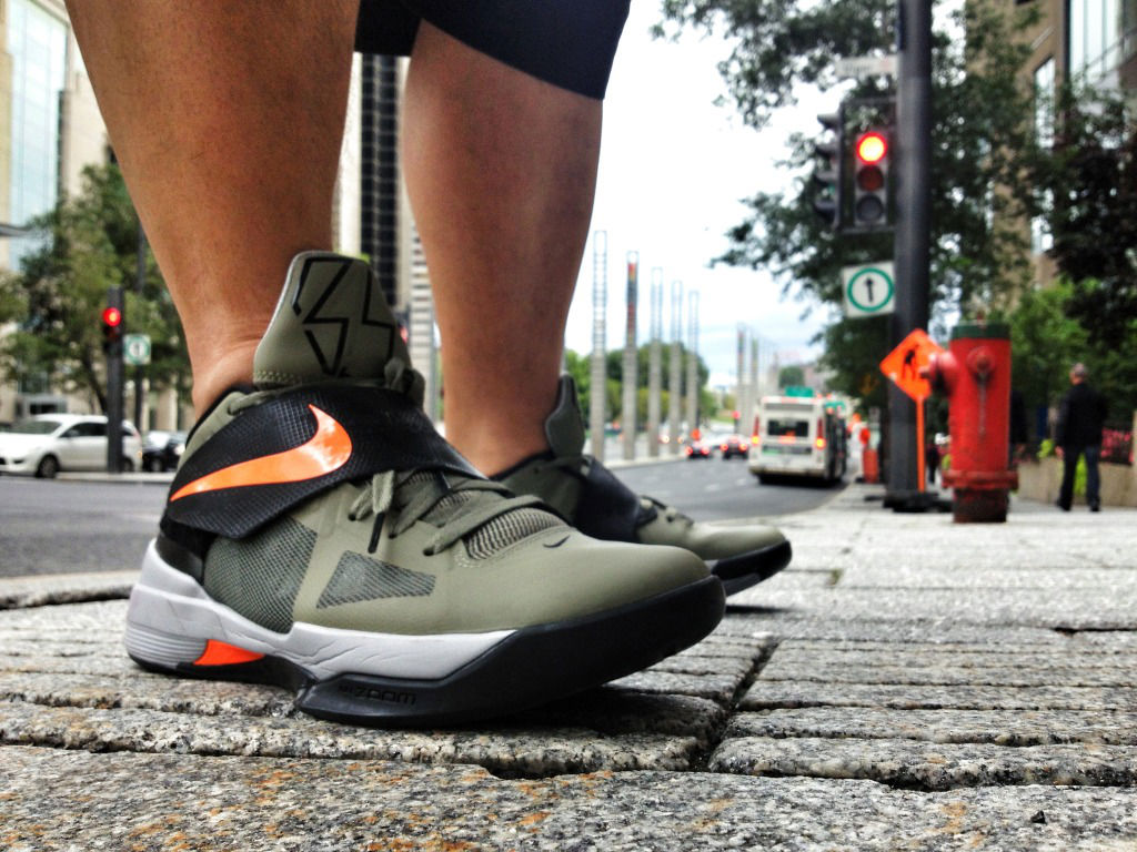 Spotlight // Forum Staff Weekly WDYWT? - 9.21.13 - Nike Zoom KD IV 4 Rogue Green by Shooter