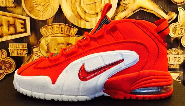 Nike Air Max Penny 1 Red/White 685153-600 (1)