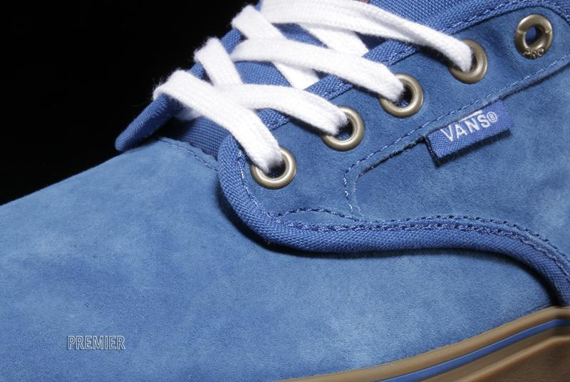 6f590a7ce20 Perhaps the dopest look yet for Chima s new signature shoe from Vans