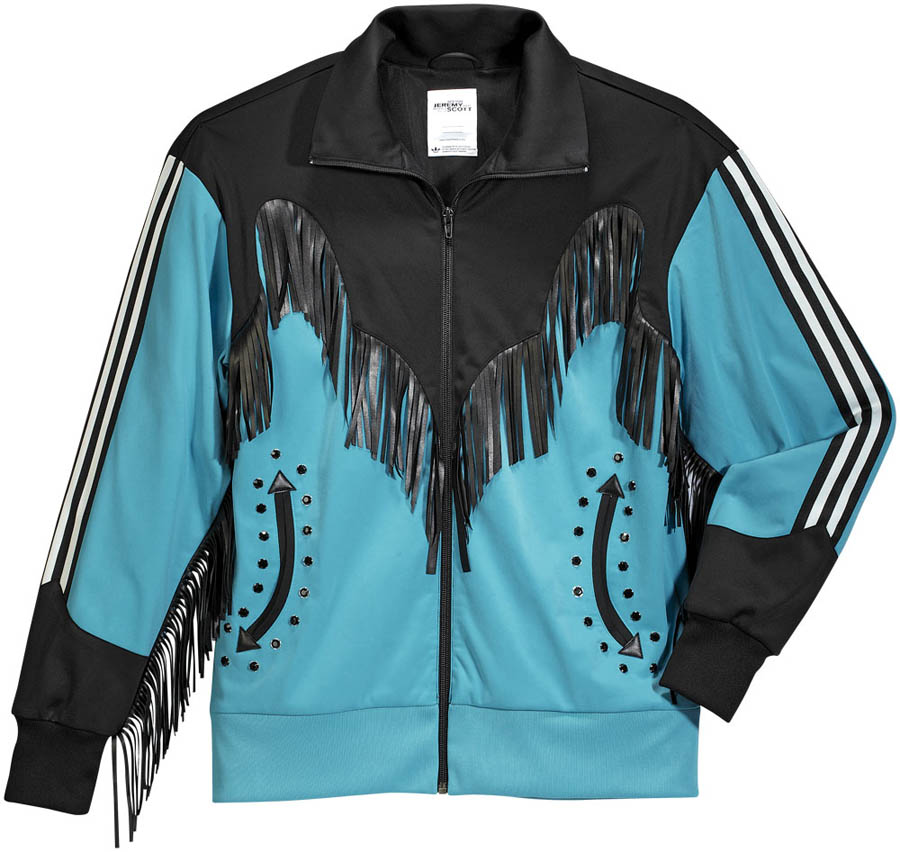 adidas Originals by Jeremy Scott - Spring/Summer 2012 - JS Fringed TT X29853 (1)