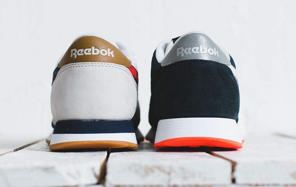 Jackthreads x Reebok Classic Nylon Heels