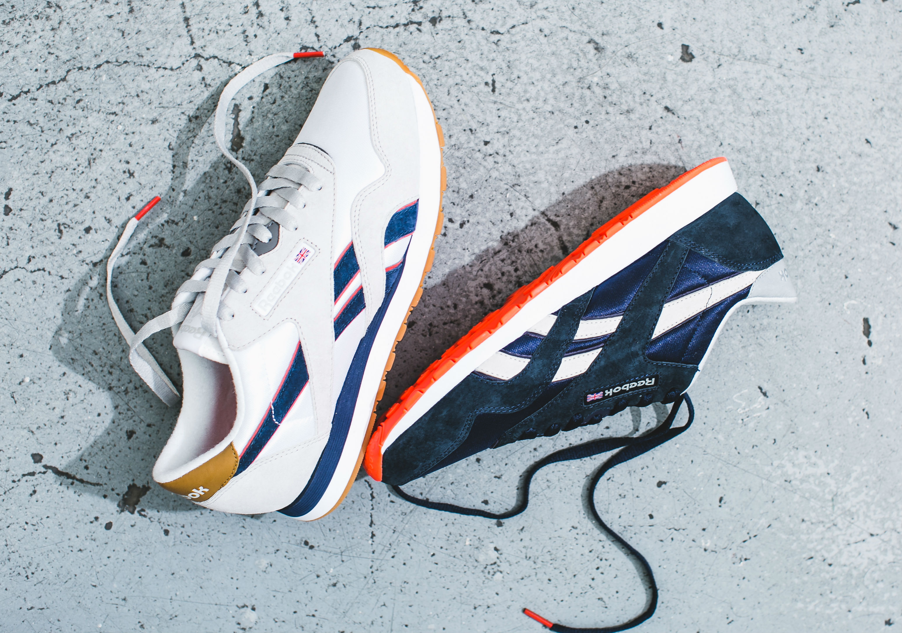 Jackthreads x Reebok Classic Nylon Pack