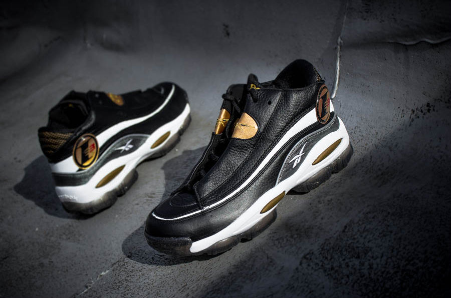 10 Great Reebok Classics Friends & Family Deals // Answer I Black/Gold