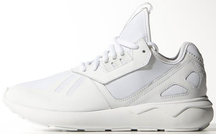 reputable site dd083 842df adidas Tubular White