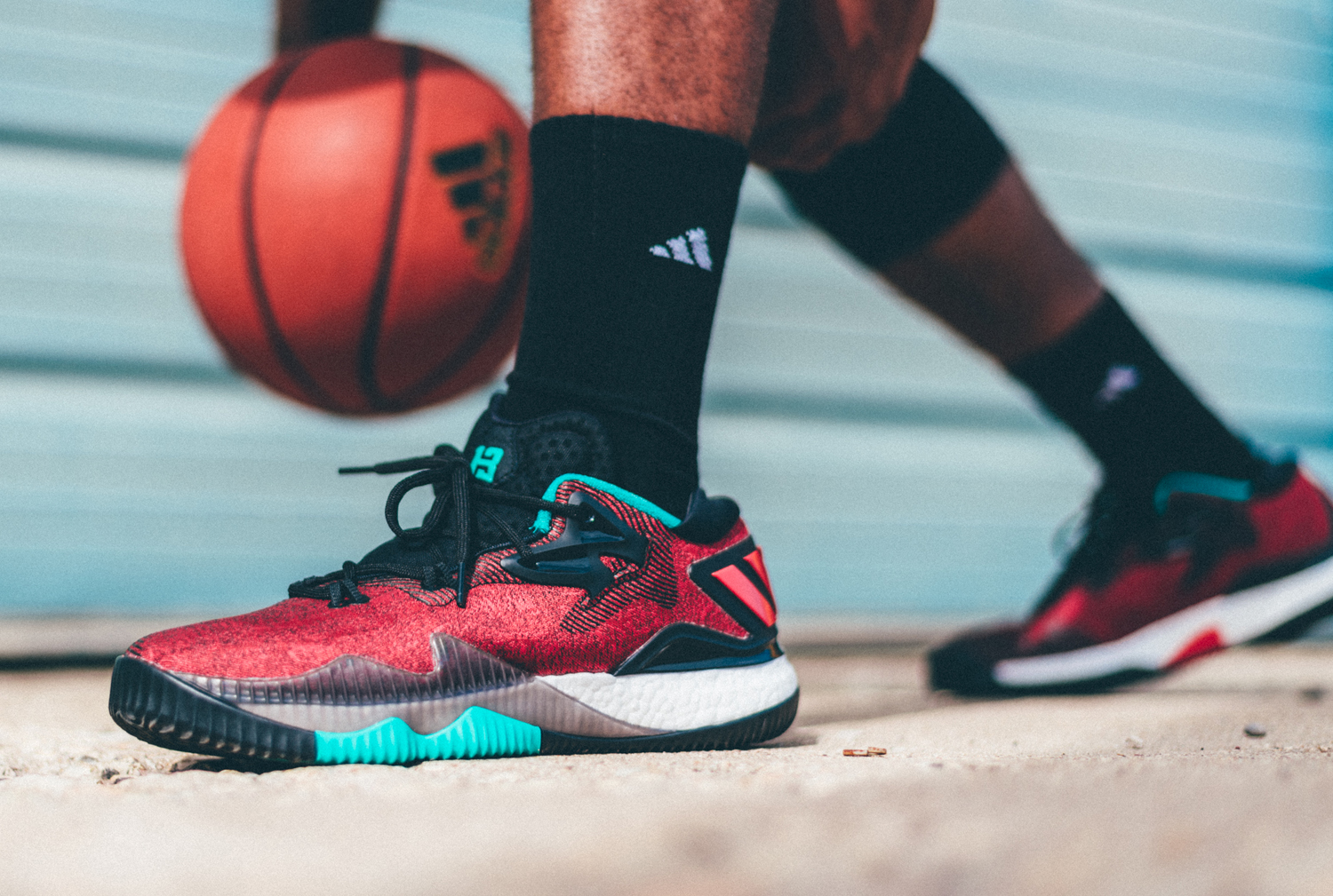 separation shoes a2628 7d7ae James Harden s Hottest Adidas Yet