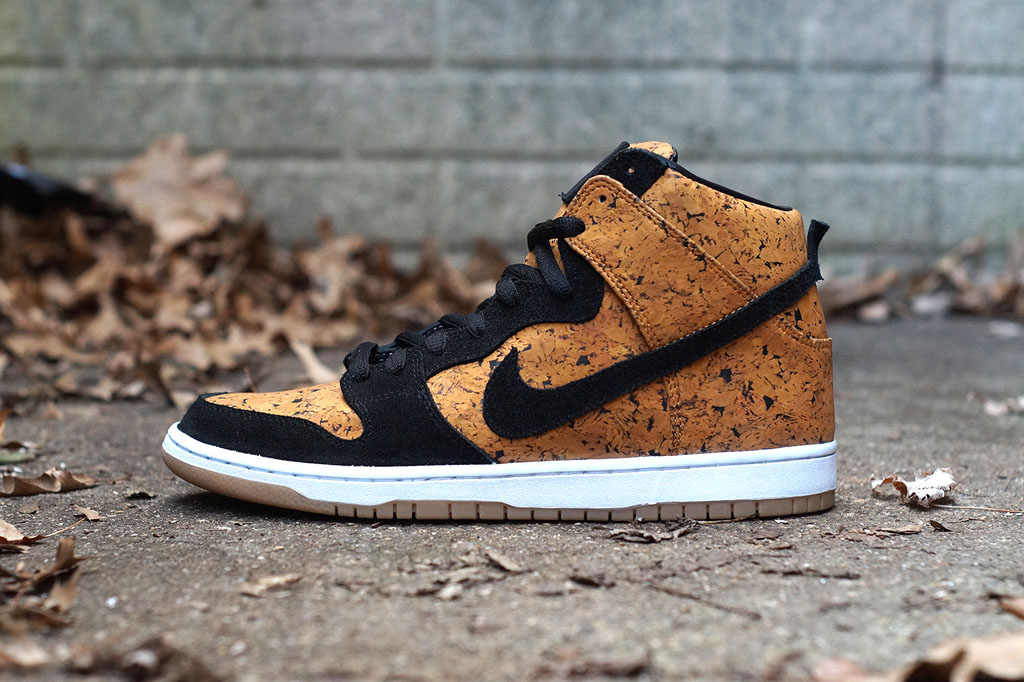 Nike Dunk High SB 'Cork' by JBF Customs (7)
