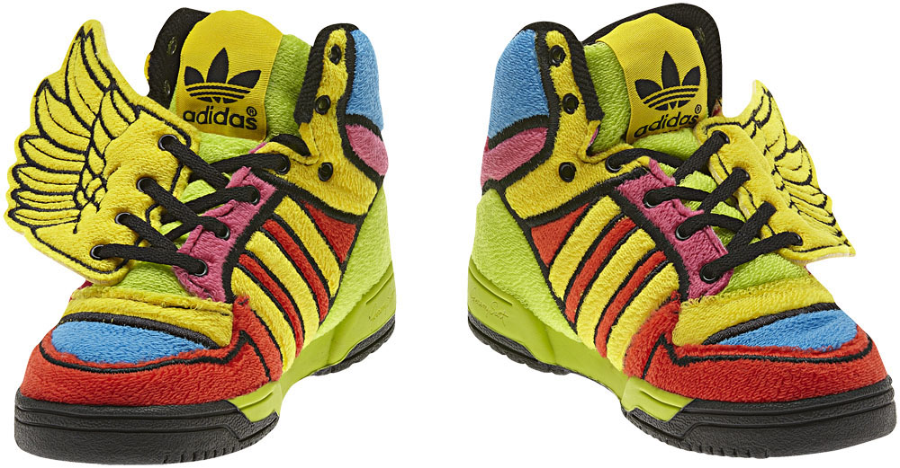 adidas Originals JS Wings Kids Fall Winter 2012 G61110 (2)