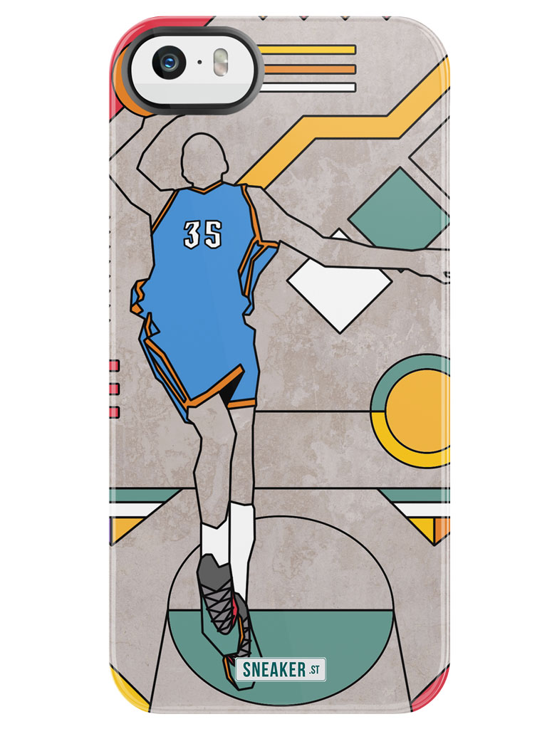 SneakerSt & Uncommon Cook Up Gumbo League Phone Cases for All-Star Weekend - Kevin Durant