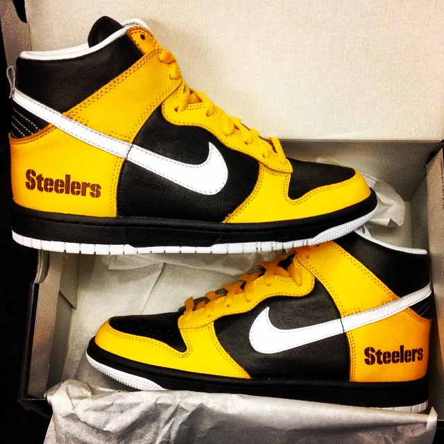 Nike Id Nfl Designs Sole Collector