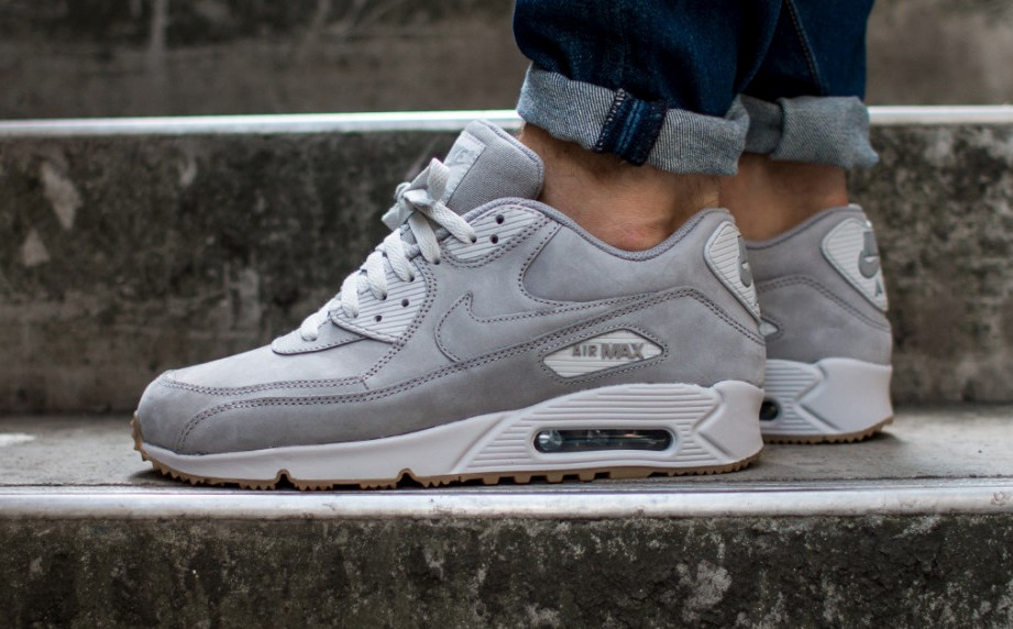 Air Max 1 Grey Gum Sole
