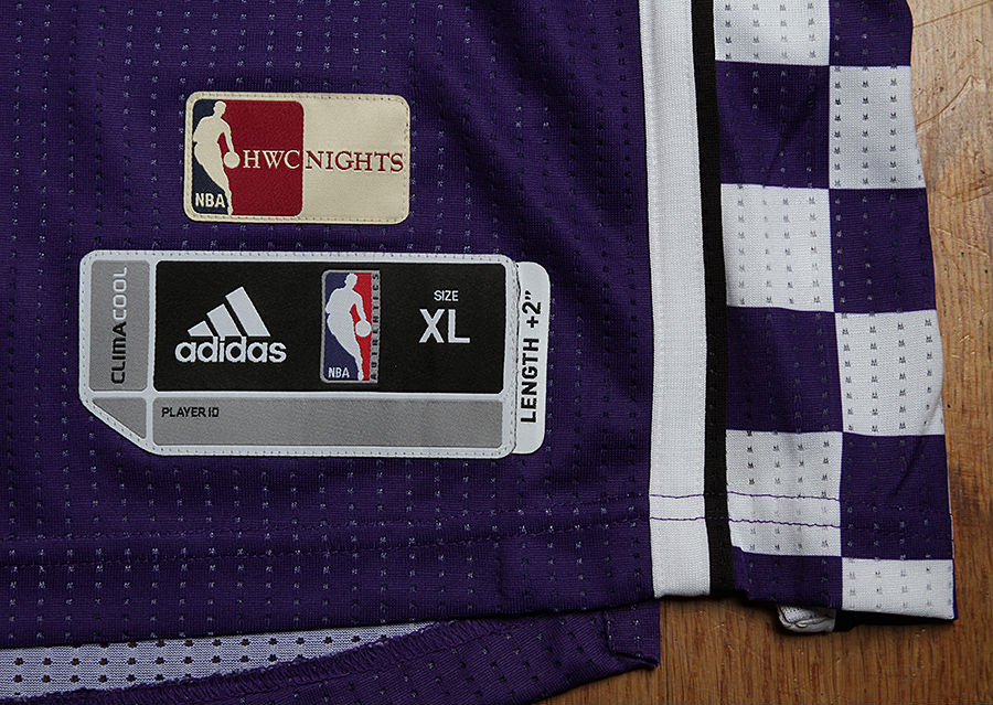 "Jersey Spotlight // Demarcus Cousins Sacramento Kings ""Split"" HWC adidas REV30 (6)"
