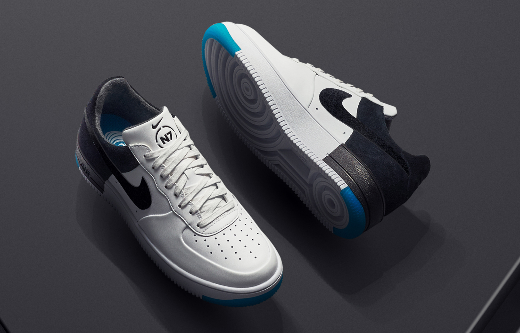 eac9a8a0aac0 Air Force 1 Nike N7 Image via Nike N7 Air Jordan 31