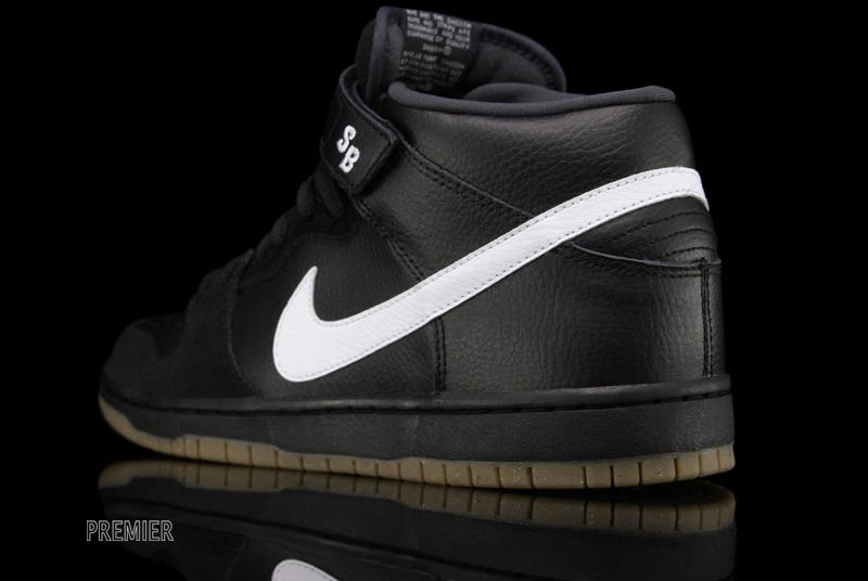 b8852cef039f Nike SB released another new Dunk Mid Pro today in a crisp