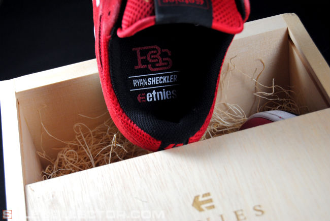 etnies Marana California Red V.I.P. Pack (9)