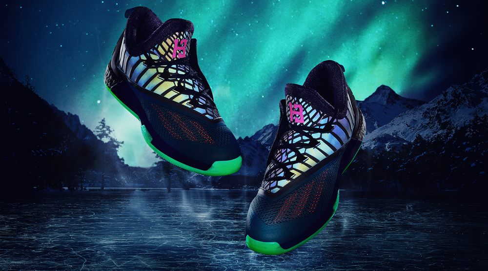 James Harden Adidas All Star Sneakers