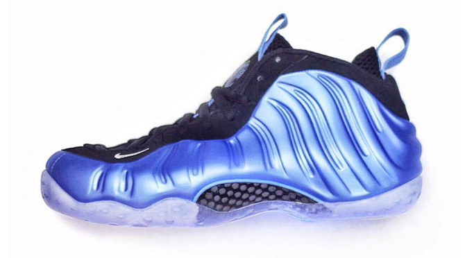 Blue Foamposites