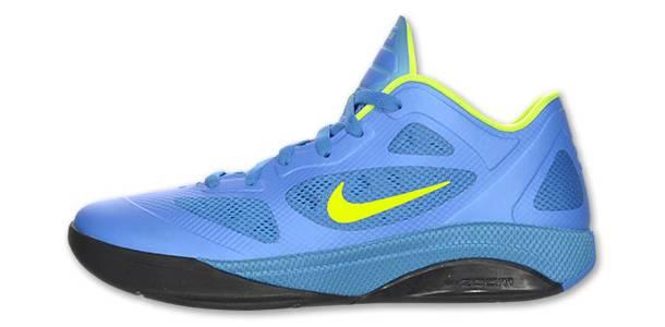 15f14f3f83fb Nike Zoom Hyperfuse 2011 Photo Blue Volt Black 454137-400