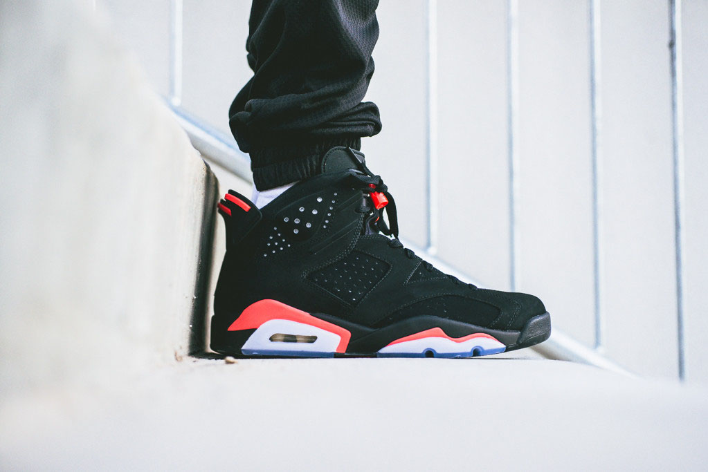Air Jordan 6 Retro Black Infrared 23 for Black Friday  5779dfadb0