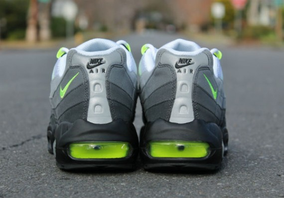Nike Air Max 95 OG Neon Yellow | Sole Collector