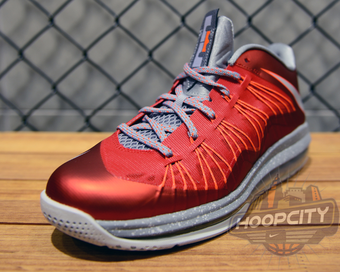 nike air max lebron x low