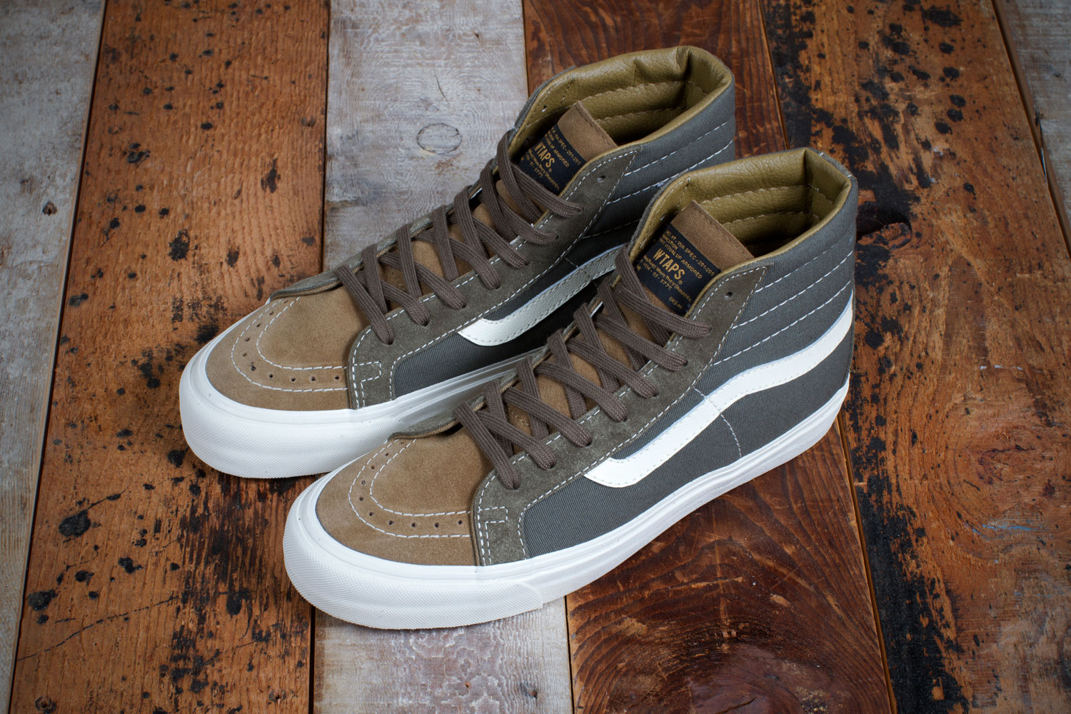 a251c9df12 WTAPS x Vans Vault Fall 2013 Collection