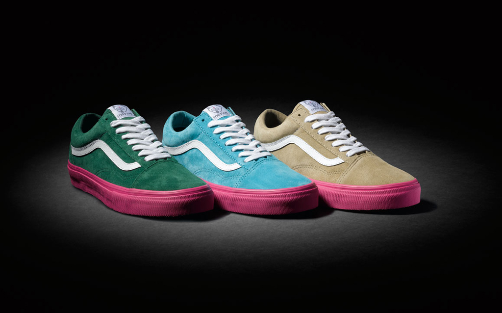 fd192008d9 Odd Future and Vans Syndicate team up for their second time. By Sole  Collector