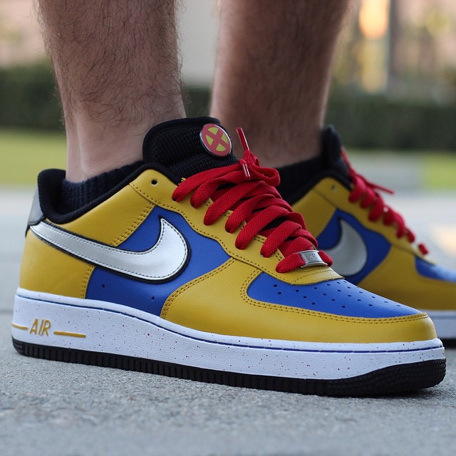 Nike iD Air Force 1 Low 'Wolverine'