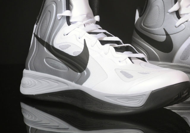 Nike Zoom Hyperfuse 2012 White Black Wolf Grey 525022-100 (6)