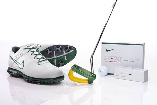 Nike Golf Limited Edition 'Masters' Collection