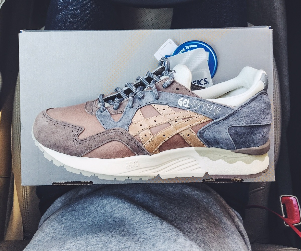 check out 3fcf0 e86d1 Commonwealth x Asics Gel Lyte 5