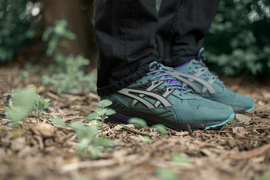 The New size? x ASICS GEL-Kayanos Are