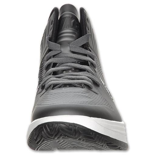 Nike Lunar Hypergamer Grey Black White 469756-009 4