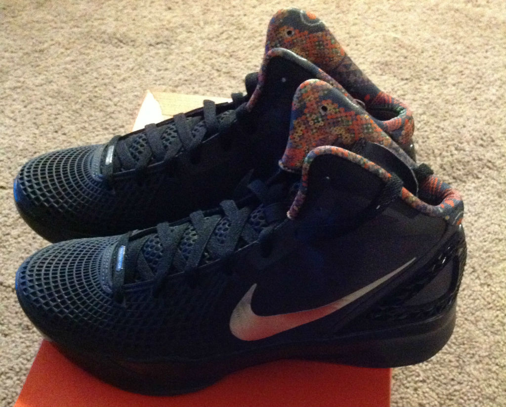 Nike Zoom Hyperdunk 2011 Supreme Black History Month BHM Sample (1)