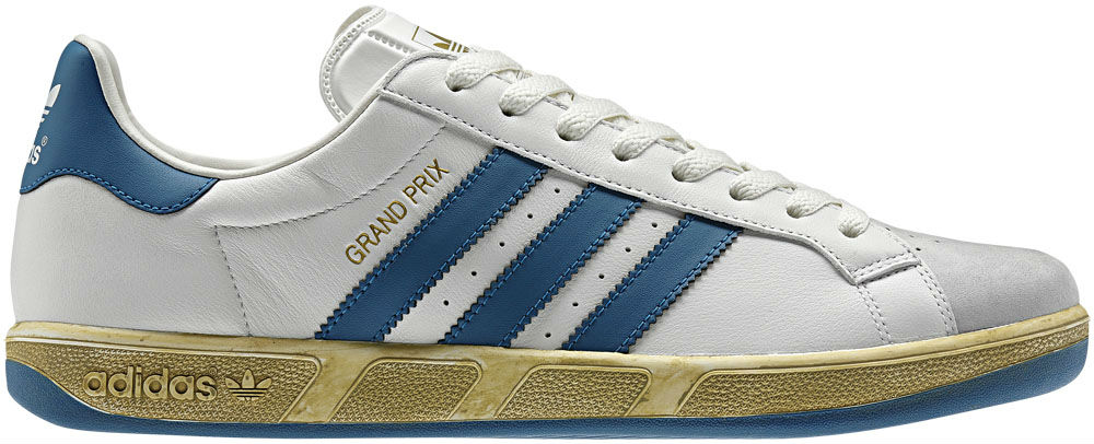 adidas Originals True Vintage Pack Grand Prix White Blue G62747 (1)