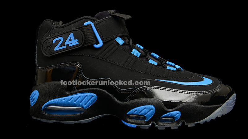 new product af495 8fe29 Nike Air Griffey Max 1 - Black   Photo Blue