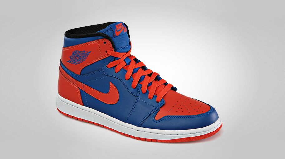 Air Jordan Retro 1 High OG Game Royal Team Orange Melo 555088-407 (2)