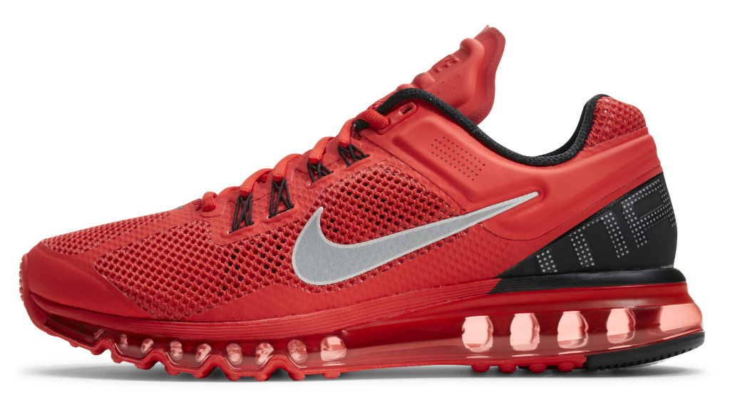 Nike Air Max+ 2013 Mens Red (1)