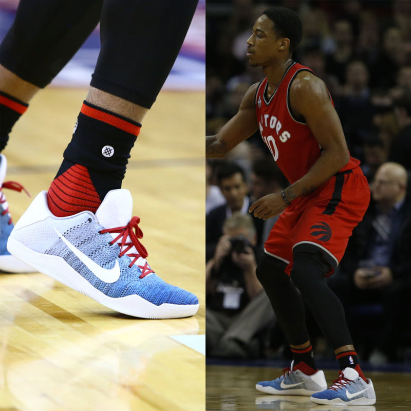 #SoleWatch NBA Power Ranking for January 17: DeMar DeRozan