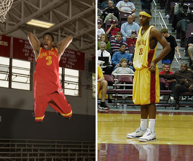 McDonald's All American Game Most Prolific High Schools Oak Hill