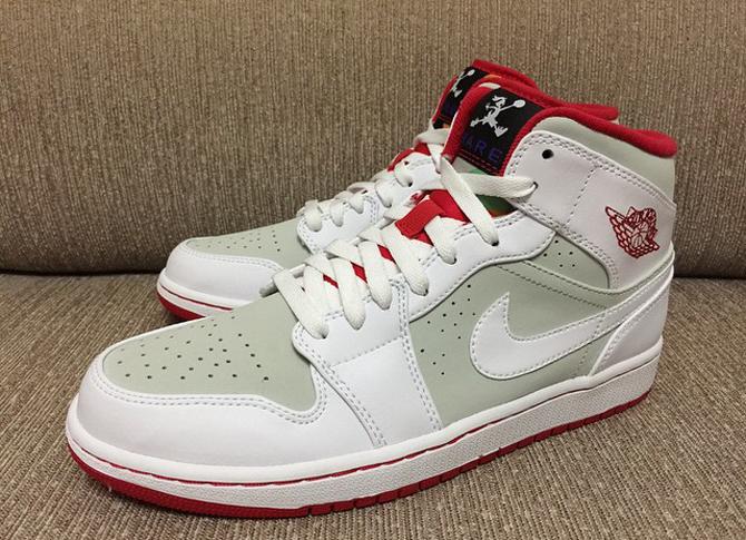 Nike Air Jordan 1 Mid Hare