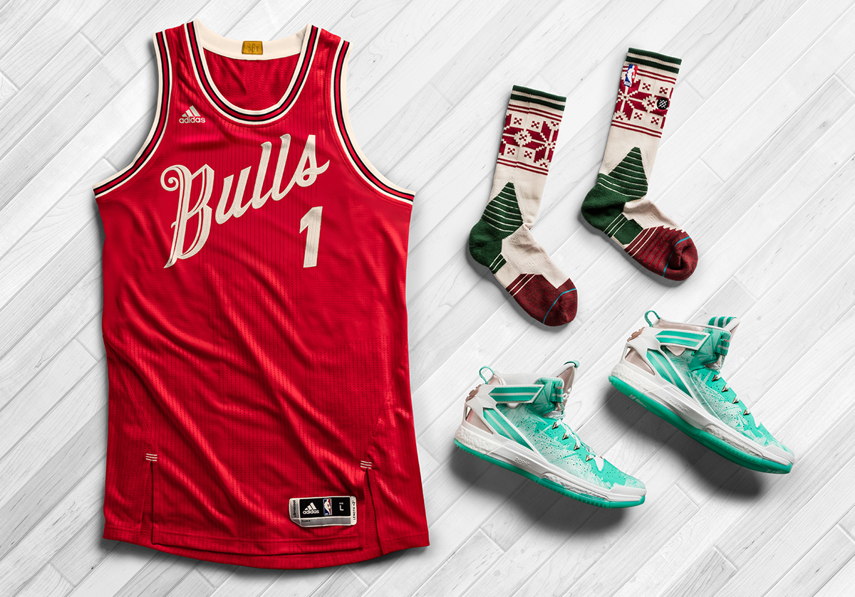 adidas Shows Off Christmas 2015 NBA Uniforms and Footwear | Sole ...