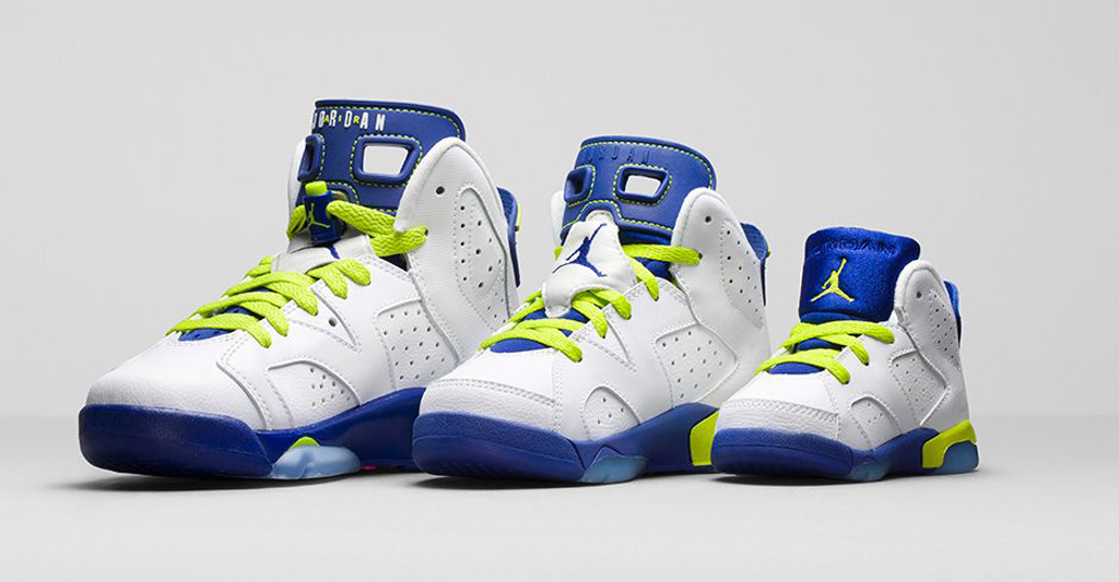 856c518ed6f Jordan Brand is back with an all-new kids colorway of the Air Jordan 6 Retro .