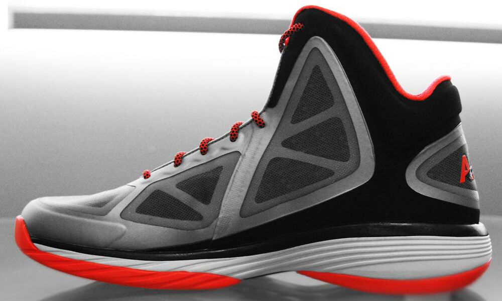 Athletic Propulsion Labs Concept 3 Black Grey Orange