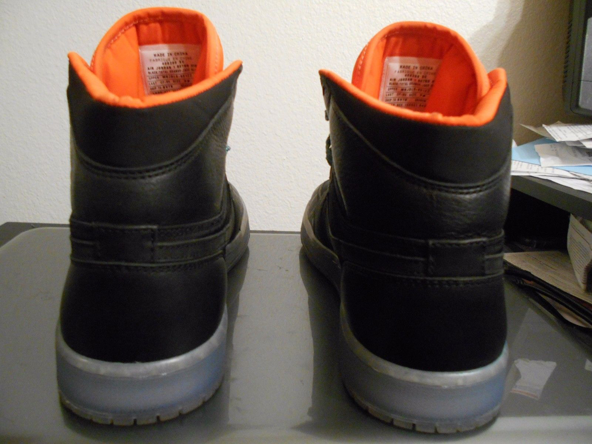 19e2df2f5a8 Here s a Strange Air Jordan 1 That Never Released