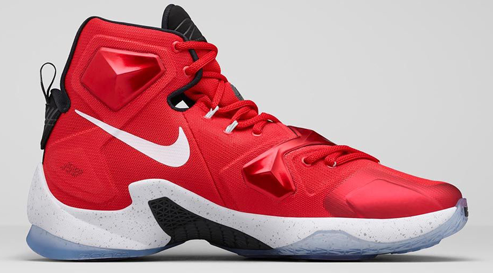 a96828d1fc7 This Nike LeBron 13 Has Been Pushed Back