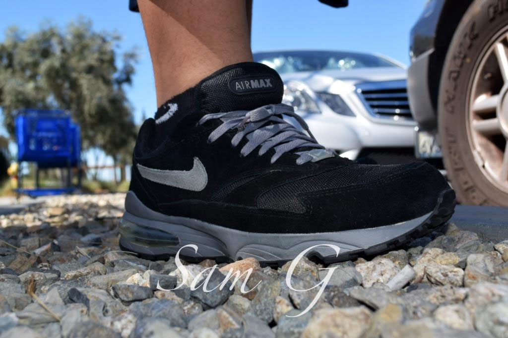 Spotlight: Forum Staff Weekly WDYWT? - 3.14.14 - lashoecollector wearing Nike Air Burst