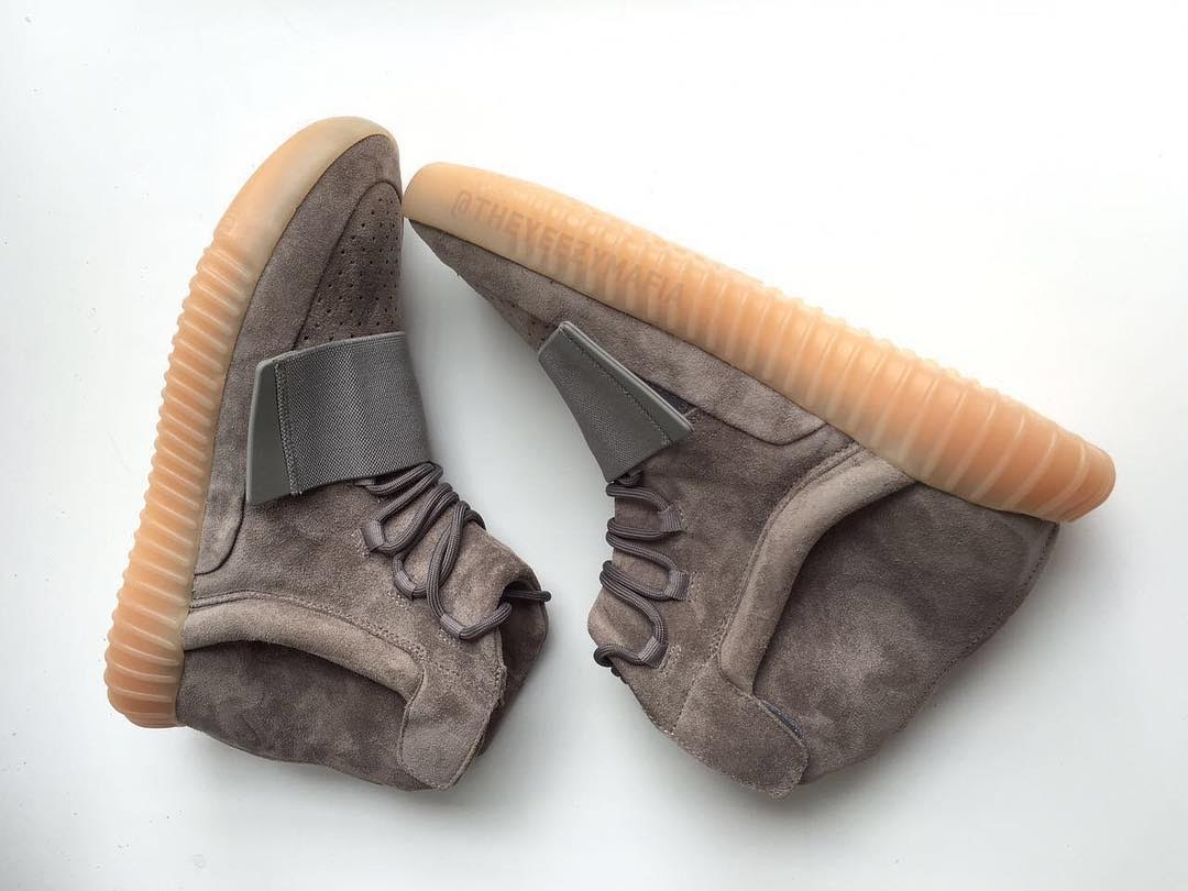 adidas Yeezy 750 Boost Light Brown Release Date Side BY2456