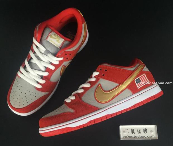 big sale f1fcd 18509 A Nike SB Dunk Low for Cincinnati Reds Fans | Sole Collector