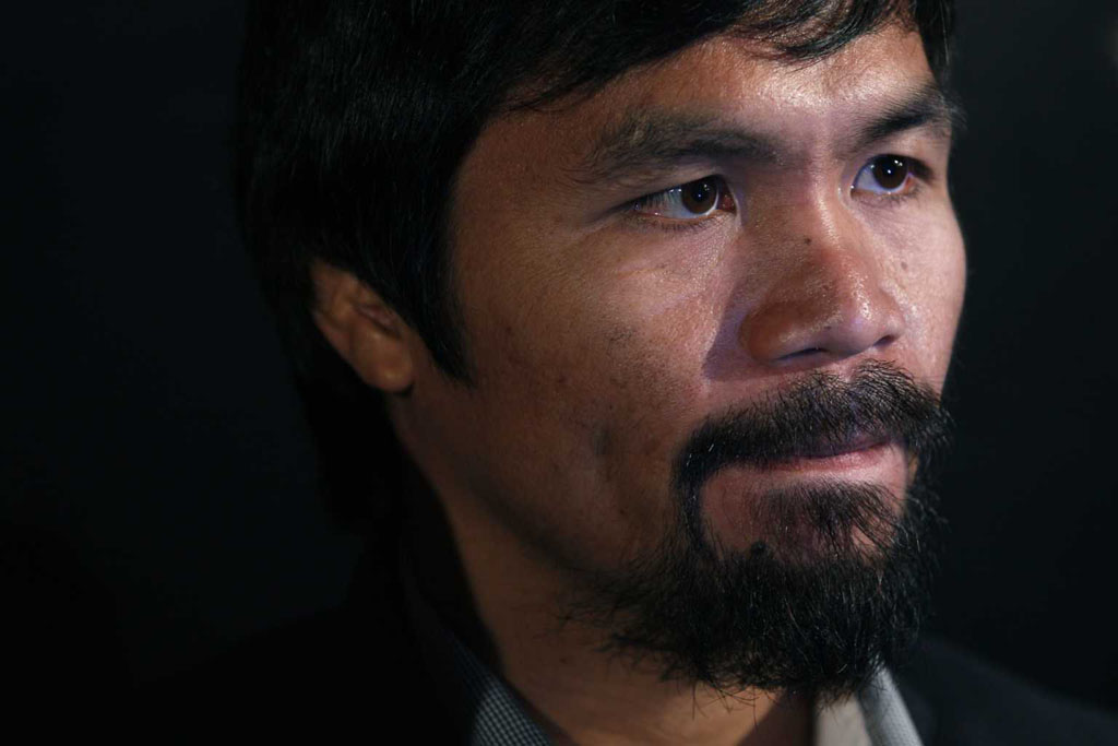 Has Nike Given Up On Manny Pacquiao? (5)